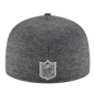 Dallas Cowboys New Era Mens Fashion Sideline Road 59Fifty Hat