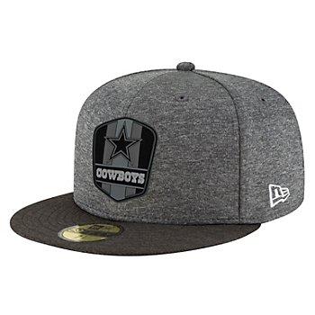 Dallas Cowboys New Era Mens Fashion Sideline Road 59Fifty Hat