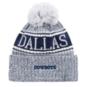 Dallas Cowboys New Era Fashion Sport Knit Hat