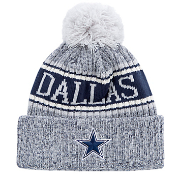 84fcc2374a6 Dallas Cowboys New Era Fashion Sport Knit Hat