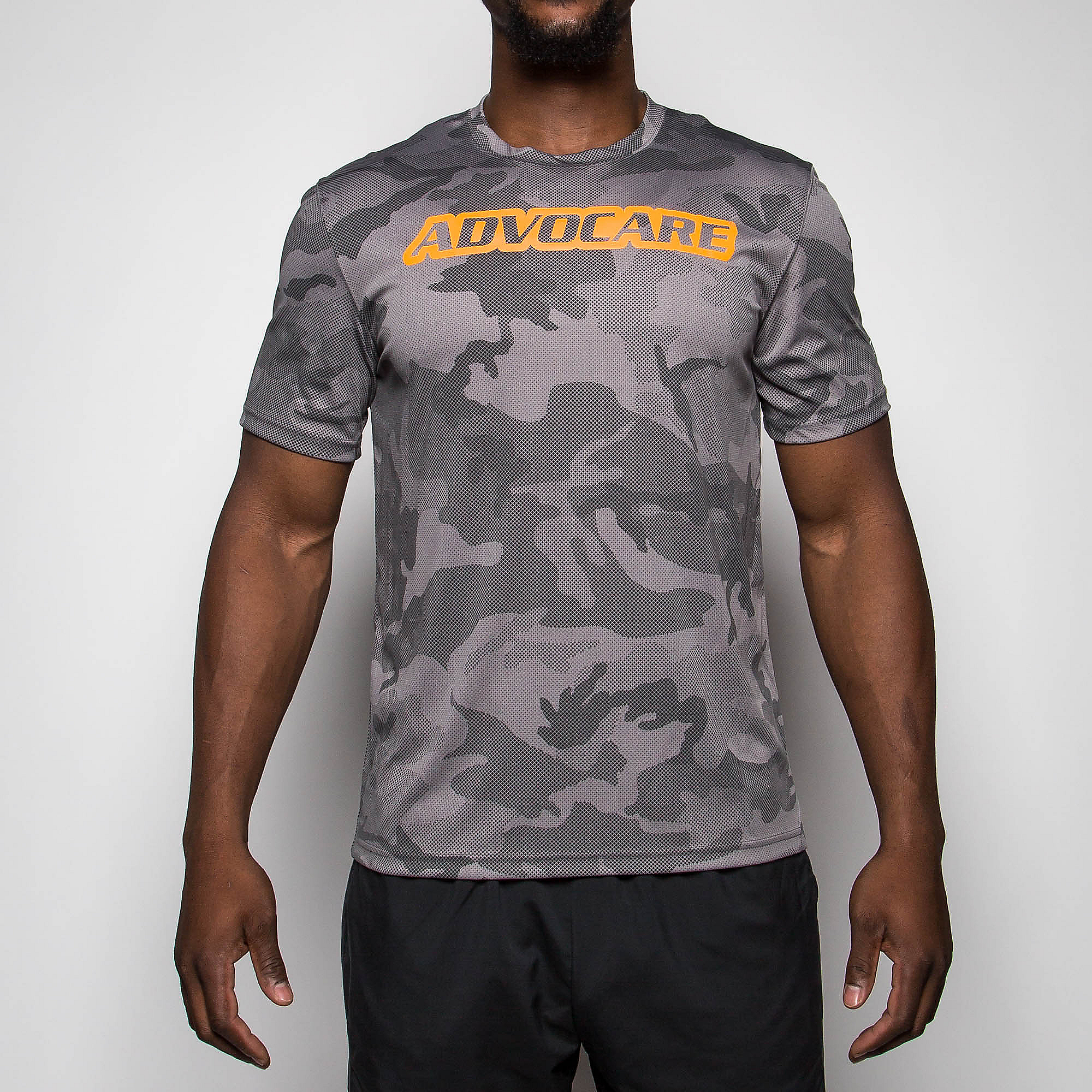 AdvoCare Mens Camo Performance Tee