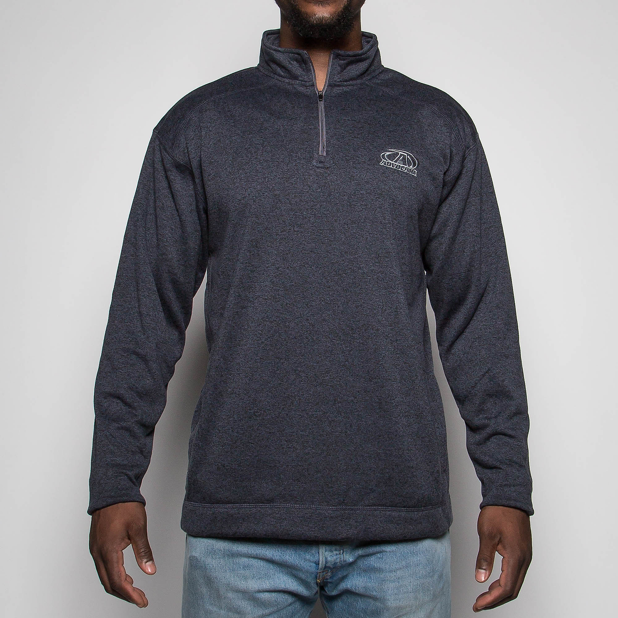 AdvoCare Mens Quarter Zip Pullover