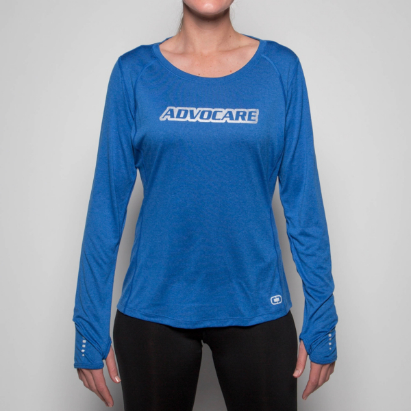 AdvoCare Long Sleeve Performance Top
