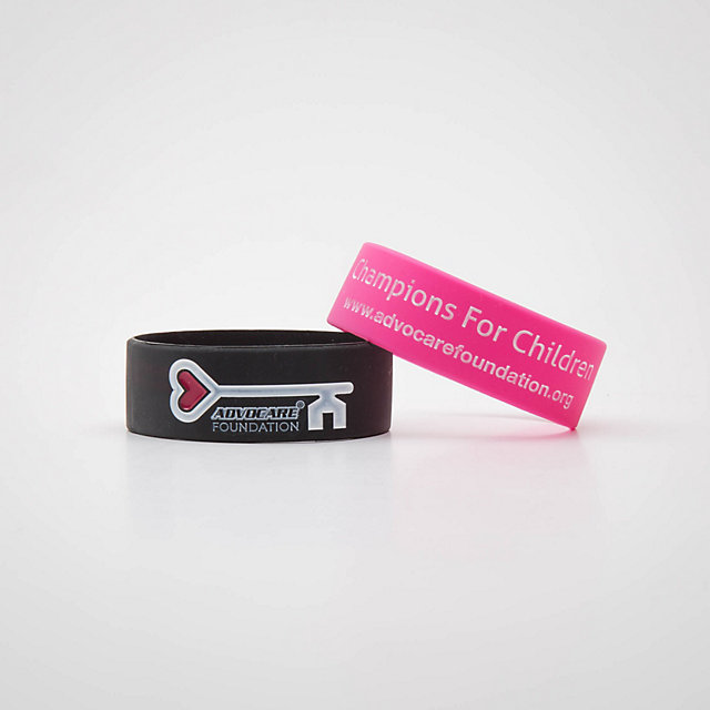 AdvoCare Foundation 2-Pack Wristbands