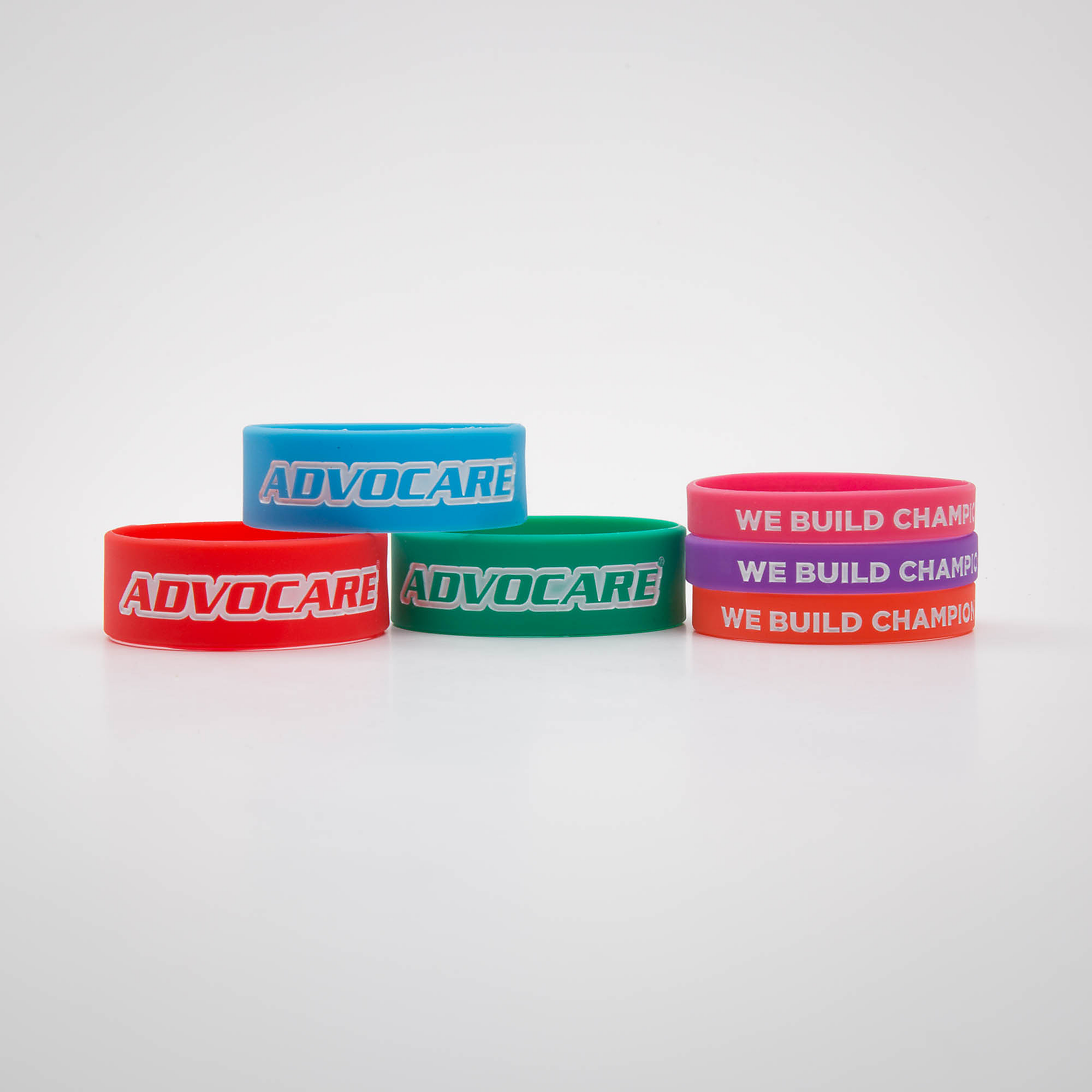 AdvoCare Multipack Wristbands