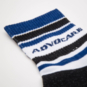 AdvoCare Striped Socks