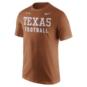 Texas Longhorns Nike Facility Tee