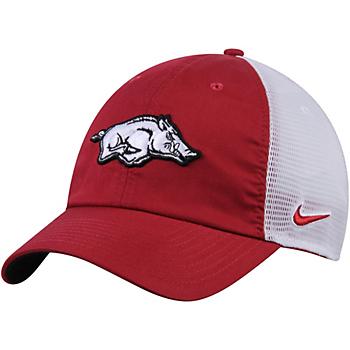 Arkansas Razorbacks Nike Heritage 86 Cap