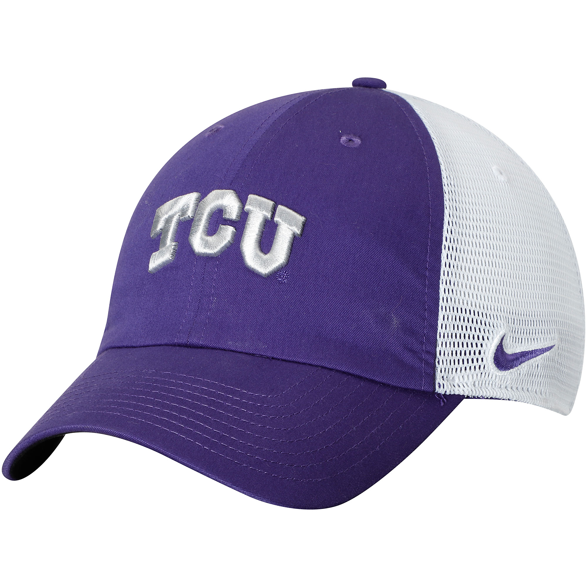 a0a79b1b5794 TCU Horned Frogs Nike Heritage 86 Cap