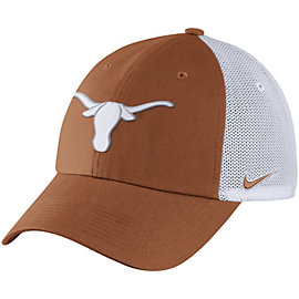 Texas Longhorns Nike Heritage 86 Dri-FIT Fabmix Hat