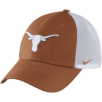 Texas Longhorns Nike Heritage 86 Dri-FIT Fabmix Hat