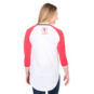 Texas Tech Red Raiders Pressbox Quin Raglan Tee