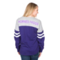 TCU Horned Frogs Pressbox Power Play Oversized Tee