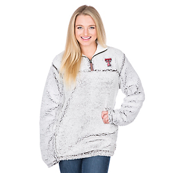 Texas Tech Red Raiders Pressbox Poodle Jacket