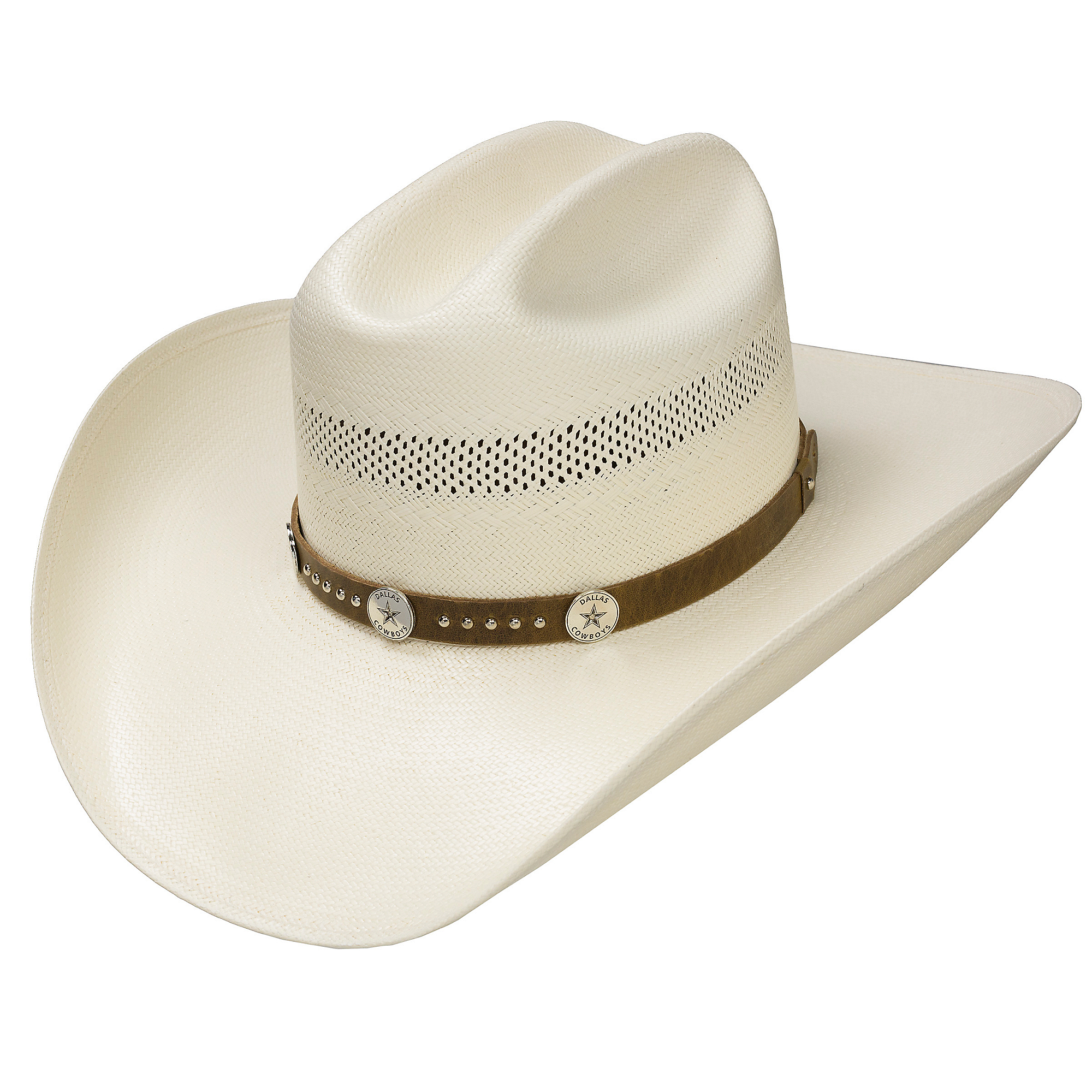 3c961dbacfe18f Dallas Cowboys Stetson Trail Rider Cowboy Hat | Dallas Cowboys Pro Shop