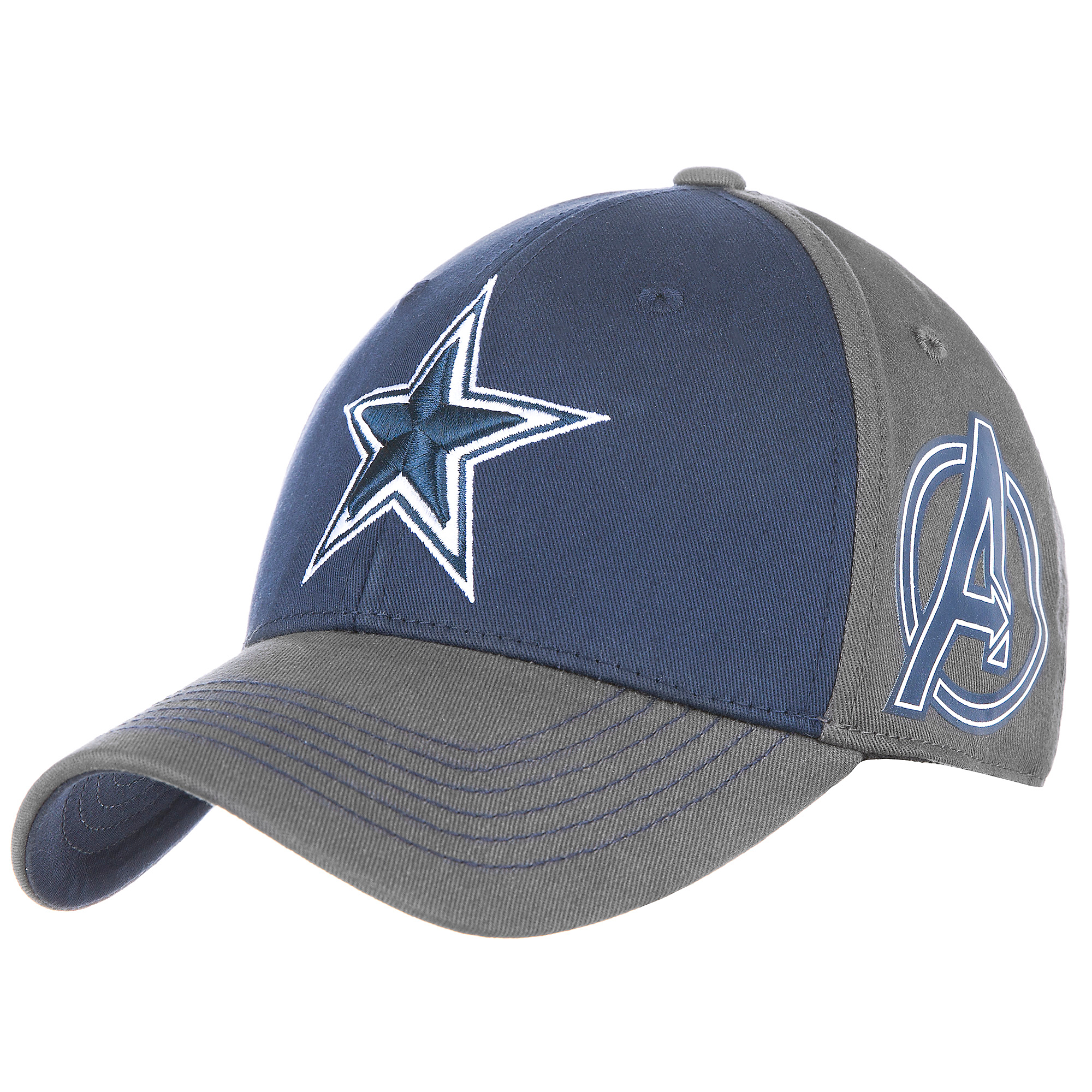 Dallas Cowboys MARVEL Hero Star Cap  d11df51753a