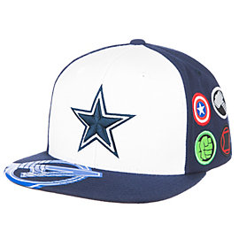 Dallas Cowboys MARVEL Team Avengers Cap