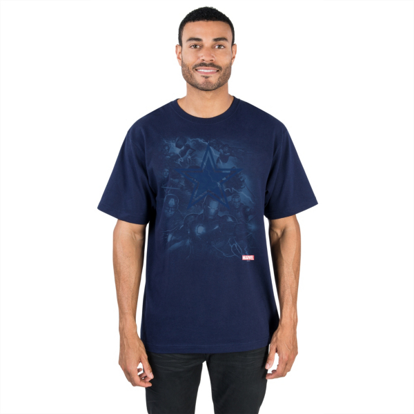 Dallas Cowboys MARVEL Onslaught Tee