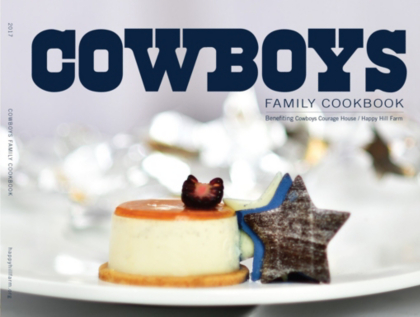 Dallas Cowboys 2017 Family Cookbook | Kitchen | Home U0026 Office | Accessories  | Cowboys Catalog | Dallas Cowboys Pro Shop