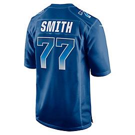 Dallas Cowboys Tyron Smith #77 Nike Pro Bowl Game Jersey