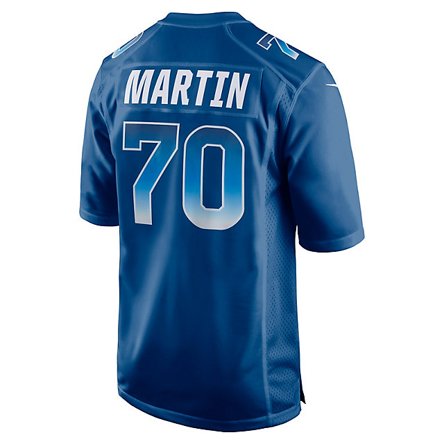 Dallas Cowboys Zack Martin #70 Nike Pro Bowl Game Jersey