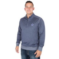 Dallas Cowboys Tommy Bahama Core Pro-Formance Half Zip Pullover