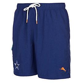 Dallas Cowboys Tommy Bahama Naples Coast Swim Trunks