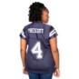 Dallas Cowboys Plus Size Dak Prescott Glitter Player Jersey