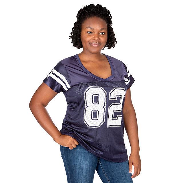Dallas Cowboys Missy Jason Witten Glitter Player Jersey