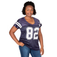 Dallas Cowboys Missy Jason Witten Glitter Player Jersey