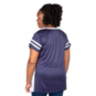 Dallas Cowboys Plus Size Calloway Glitter Fashion Jersey