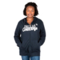 Dallas Cowboys Plus Size French Terry Glitter Hoody