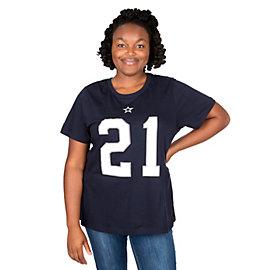 Dallas Cowboys Missy Ezekiel Elliott Player Tee