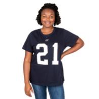Dallas Cowboys Plus Size Ezekiel Elliott Player Tee
