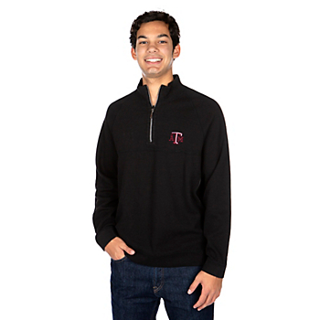 Texas A&M Aggies Tommy Bahama Fairway Flip Half-Zip Pullover