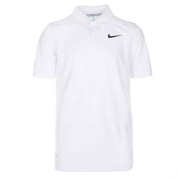 Dallas Cowboys Boys Nike Dri-FIT Victory Golf Polo