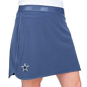Dallas Cowboys Womens Nike Flex Blue Golf Skort