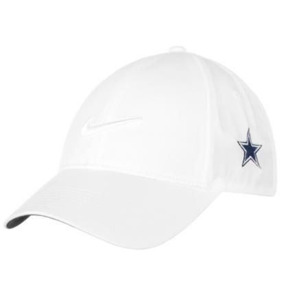 9080b610c Dallas Cowboys Womens Nike Legacy91 Golf Hat