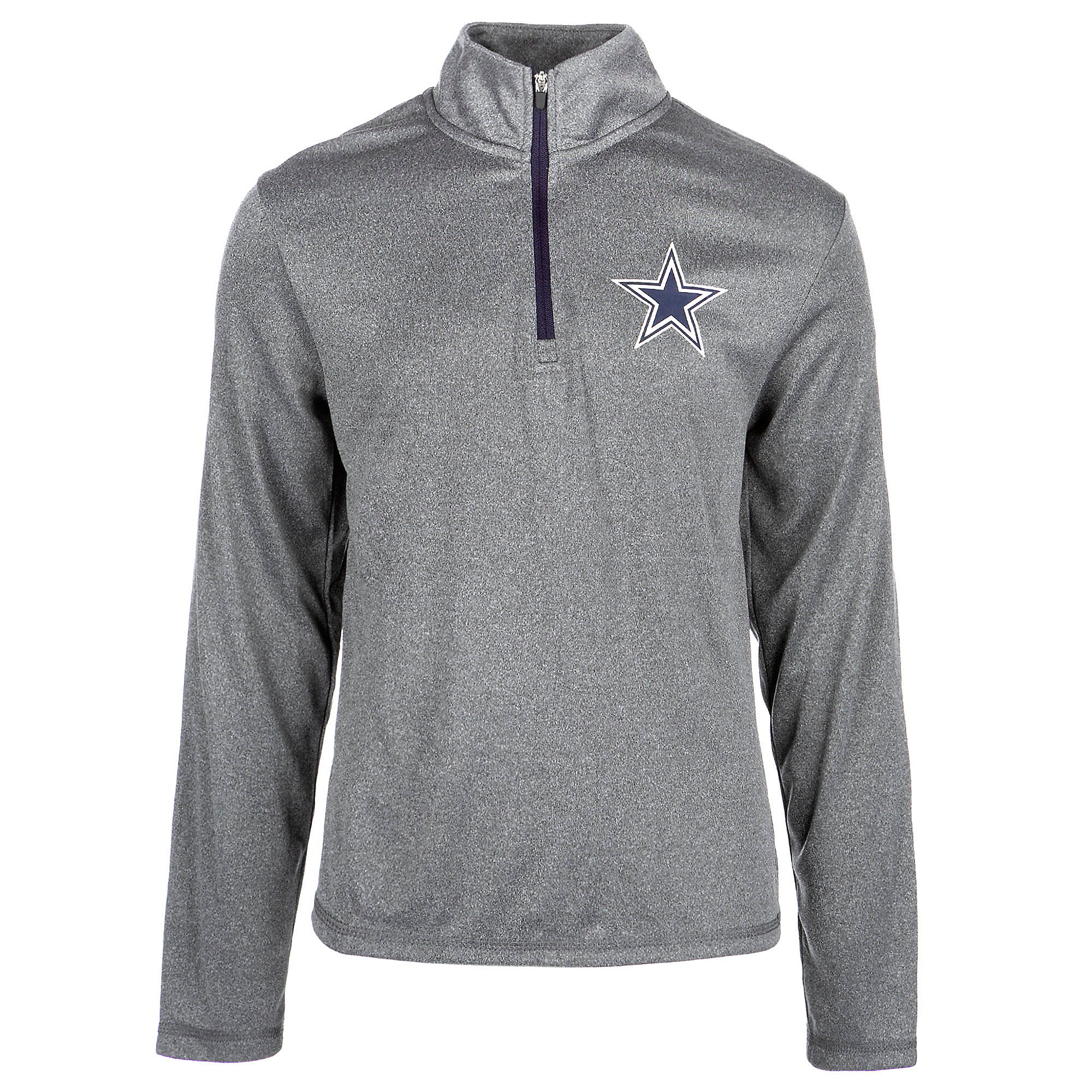 Dallas Cowboys Youth Aries Quarter-Zip Pullover