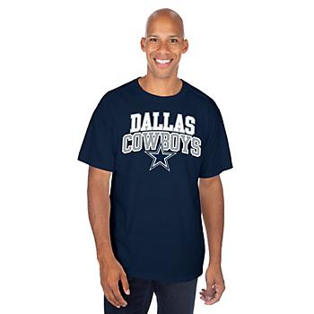 Dallas Cowboys Mens Knightly Short Sleeve T-Shirt