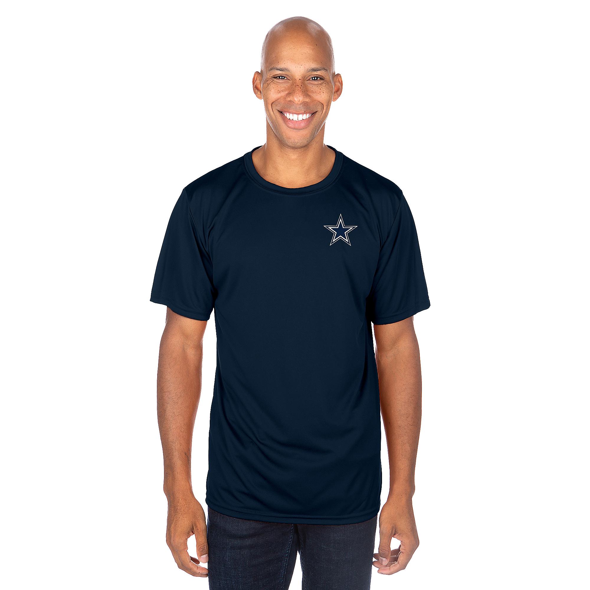 Dallas Cowboys Mens Tenno Short Sleeve T-Shirt