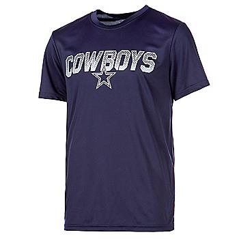 Dallas Cowboys Youth Eastwood Short Sleeve T-Shirt
