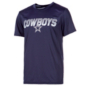 Dallas Cowboys Youth Eastwood Short Sleeve T-Shirt
