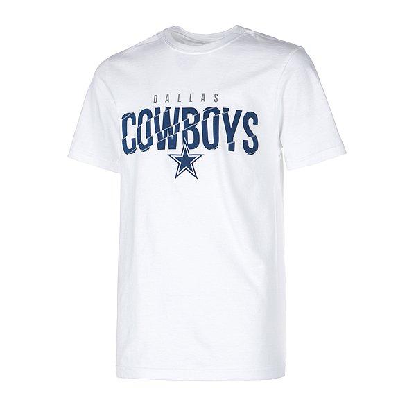 Dallas Cowboys Youth Cyclone Short Sleeve T-Shirt
