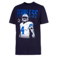 Dallas Cowboys Youth Dak Prescott Melvin Short Sleeve T-Shirt