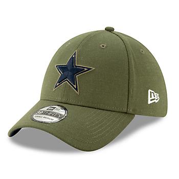 Dallas Cowboys New Era Salute to Service 39Thirty Cap