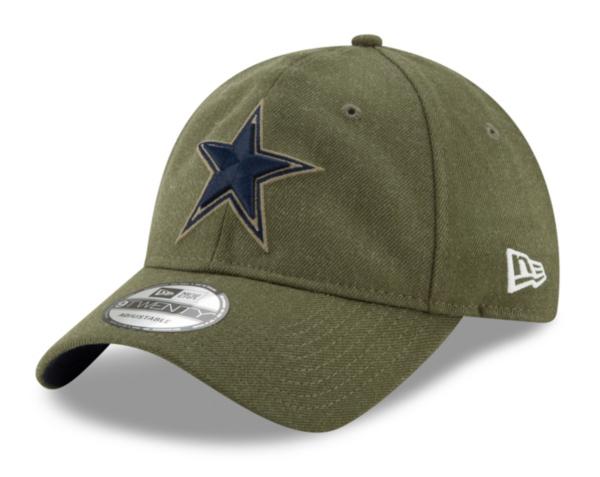 Dallas Cowboys New Era Salute to Service 9Twenty Cap
