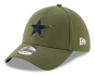 Dallas Cowboys New Era Jr Salute to Service 39Thirty Cap
