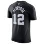 San Antonio Spurs LaMarcus Aldridge Nike City Edition Name & Number T-Shirt