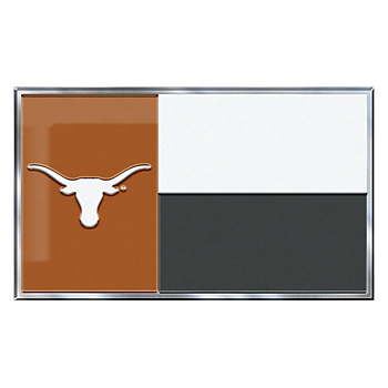 Texas Longhorns State Flag Emblem